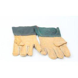Pracovní kožené rukavice