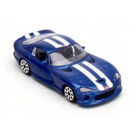 Model auta BBurago Viper - modré