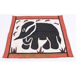 Povlak na polštář bavlněný 55 x 50 cm