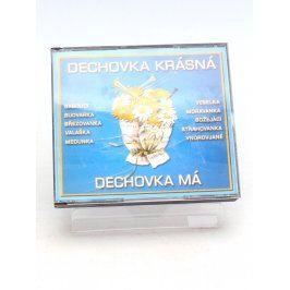 4xCD Dechovka krásná, dechovka má I.