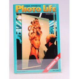 Časopis Česká fotorevue: Photo Life 10/98