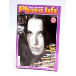 Časopis Česká fotorevue: Photo Life 2001