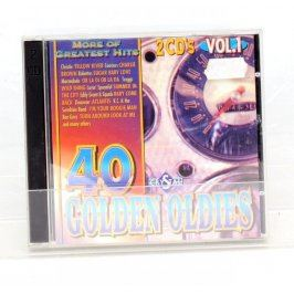 CD Golden Oldies 40 Volume 1