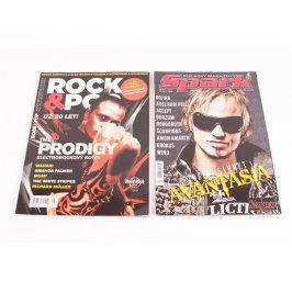 Časopisy Rock and Pop, Spark