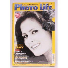 Časopis Česká fotorevue: Photo Life 5/2001