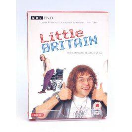 DVD: Little Britain - Complete Third Series