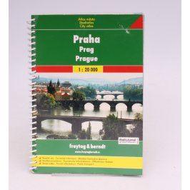 Atlas města Praha 1:20 000