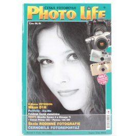 Časopis Česká fotorevue: Photo life 04/2002