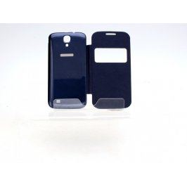 Flipový kryt na telefon Android modrý