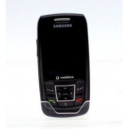 Mobilní telefon Samsung E250 černý